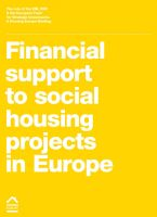 Financial support to social housing projects in Europe