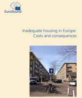 Inadequate housing in Europe
