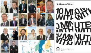 10 minutes with...