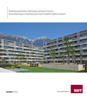 Neue Heimat Tirol illustrates sustainability of passive houses