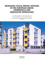 Managing Social Rental Housing in the European Union