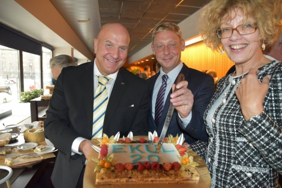 Housing Europe Estonian member, EKYL celebrates its 20th anniversary