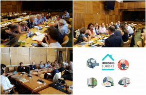 Shaping together the future strategy and work plan of Housing Europe