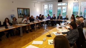 Housing Europe Working Committees