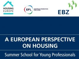 A European Perspective on Housing