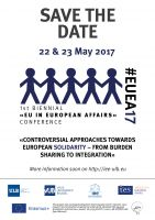Controversial Approaches towards European Solidarity – From Burden Sharing To Integration