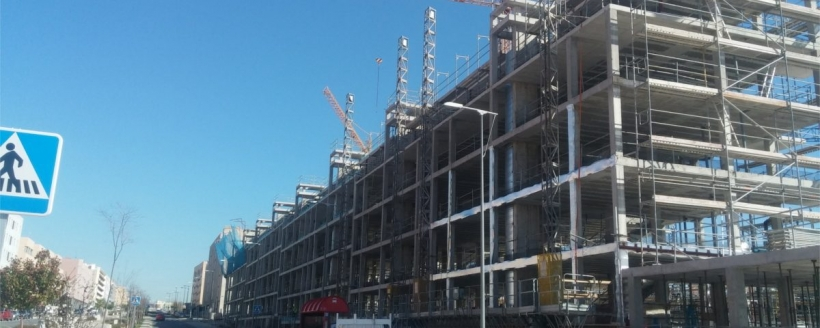 Spain: a boost in construction