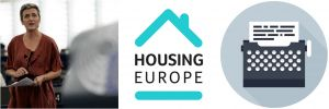 On the right track to getting more clarity on the EU's approach to Housing