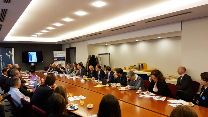More than 50 energy experts discussed the upcoming changes in the EU Energy policy