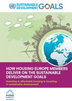 Housing and the Sustainable Development Goals
