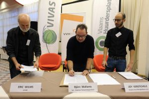 VVH signs European Declaration on Responsible Housing