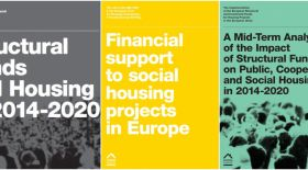 The publication builds upon the work Housing Europe has been doing over the last years on monitoring the implementation of Structural Funds in the public, cooperative and social housing sector.