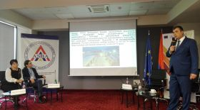 The mayor of Yerevan addressed the conference