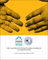 Public, Cooperative and Social Housing, the EU policies and funding in the area of migration post-2020