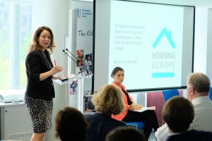 Housing Europe presents first reaction to the European Commission's proposed EU-Invest package