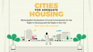 Cities for Adequate Housing