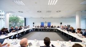 Snapshot from the Platform's kick-off | Picture ©: Friends of Europe