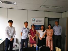 Housing Europe welcomes delegation from Korea