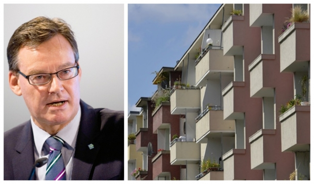 "Germany: ""Social housing is the foundation pillar of a social housing policy"""