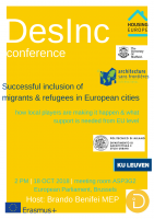 Successful Inclusion of migrants and refugees in European Cities