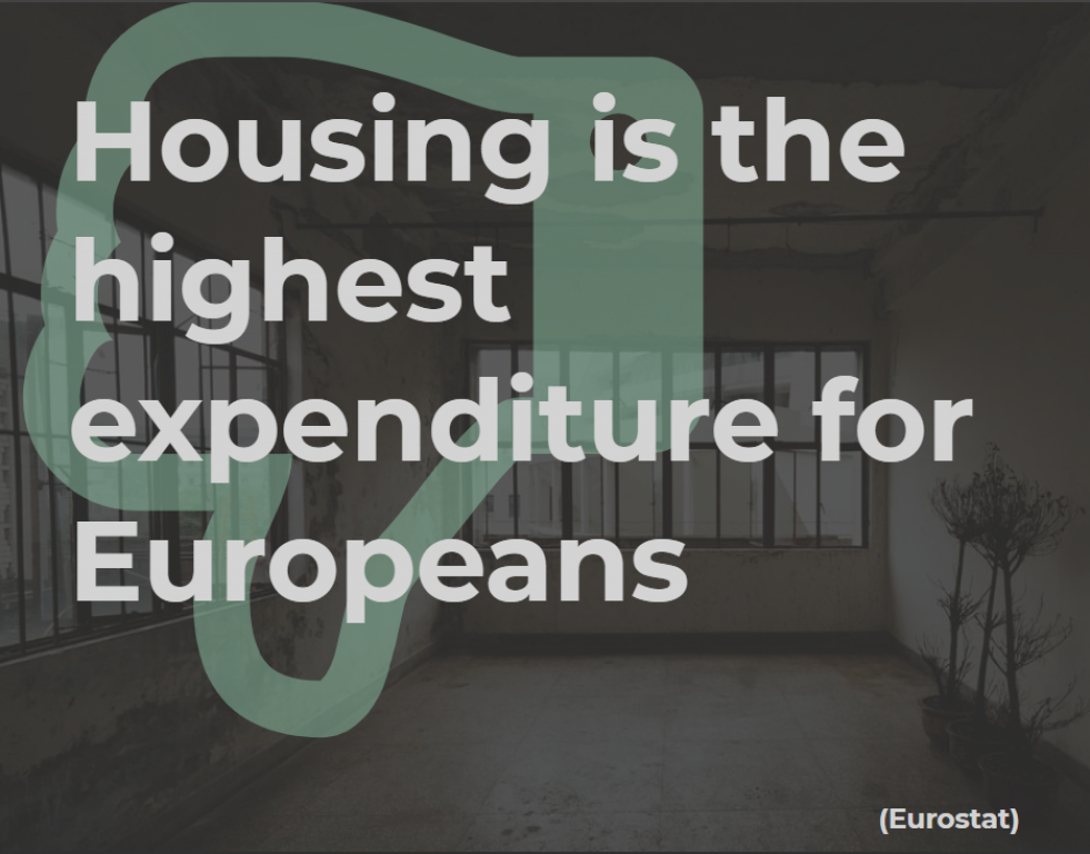 Our homes are where Europe's future starts   Housing Europe
