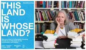 Saskia Sassen to be the keynote speaker at the Housing Europe annual conference