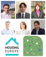 Putting social housing on the right track