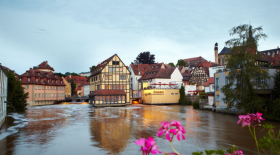 Upper Mills neighbourhood - Joseph-Stiftung, Bamberg, Germany