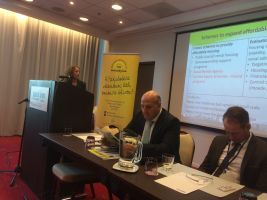 Housing Europe Working Group lays the groundwork for the big housing transition