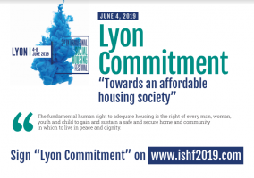 Lyon Commitment: Towards an affordable housing society