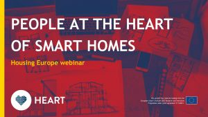 People at the heart of Smart Homes