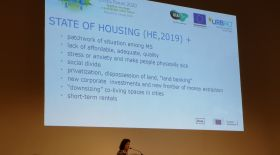 'The State of Housing in the EU' as a point of reference