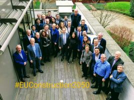Housing Europe increases cooperation with Europe's Construction Sector