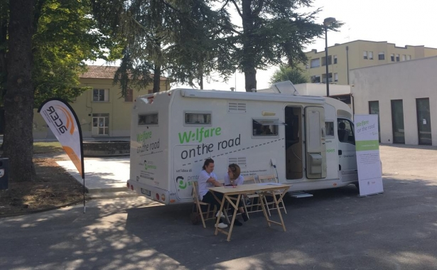 Italy | Welfare on the road