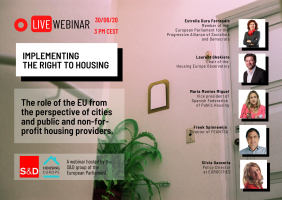 Implementing the Right to Housing | 30th June 2020
