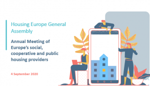 Housing Europe General Assembly 2020