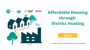 Starter Engine | Affordable Housing through District Heating