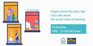 The Social Value of Housing in the Spotlight of our Annual Conference