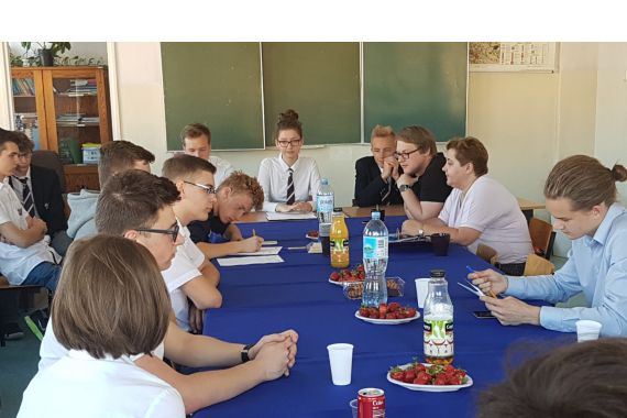 A  draft law on Student Cooperatives has been initiated in Polish Parliament