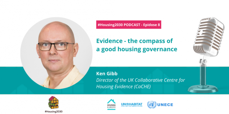 Evidence - the compass of a good housing governance