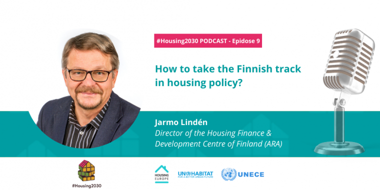 How to take the Finnish track in housing policy?