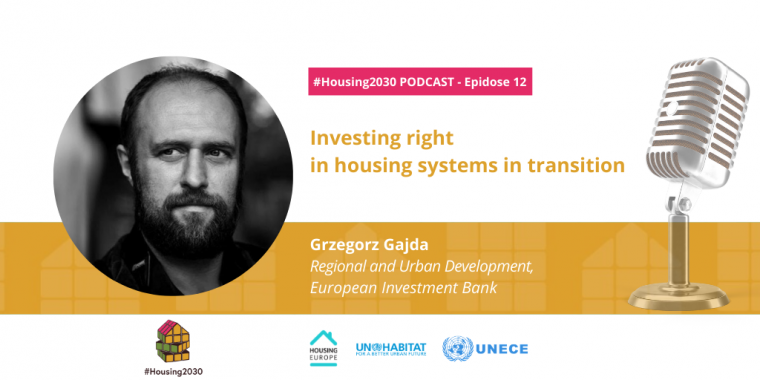 Investing right in housing systems in transition