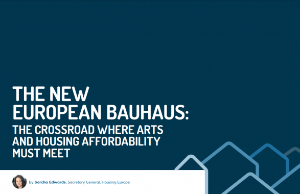 The New European Bauhaus: