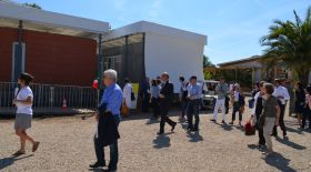 Guided tour around the SDE2014 projects
