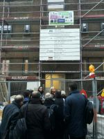First feedback from passive social housing buildings in Brussels