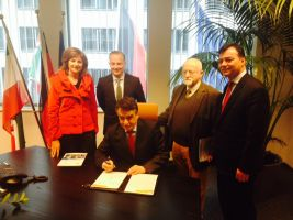 The German State of North Rhine-Westphalia joins the European Responsible Housing Initiative