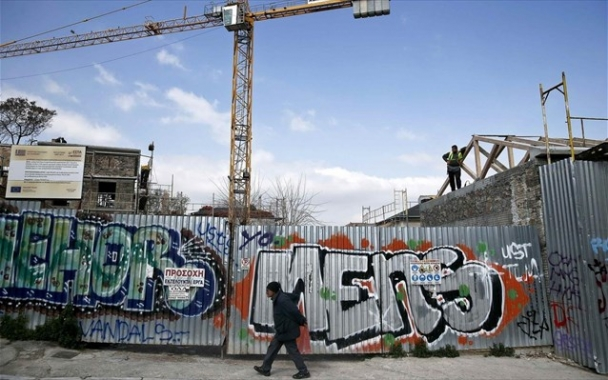 The collapse of the Greek construction sector