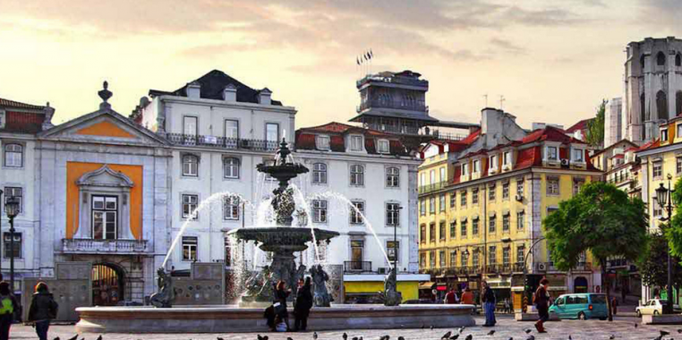 A view of Lisbon where the 2015 ENHR Conference will take place