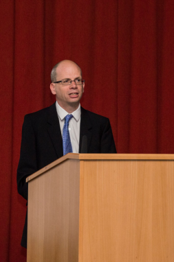 Mark Stephens, Professor of Public Policy, Heriot-Watt University