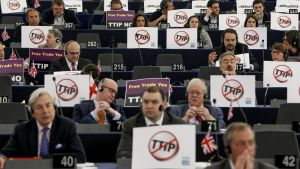 European Parliament calls for exclusion of SGEI from TTIP